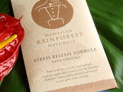 Hawaiian.stress.release.bath.crystal
