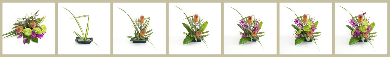 DIY.Hawaiian.flowers.banksia