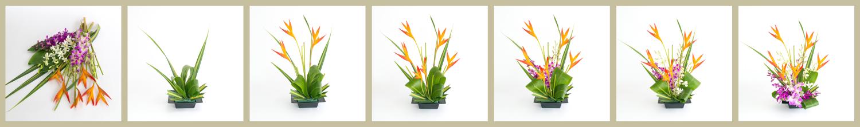 DIY Hawaiian Aloha Flowers - With Our Aloha