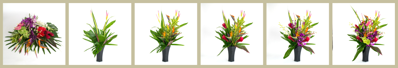DIY.large.tropical.flower.arrangement