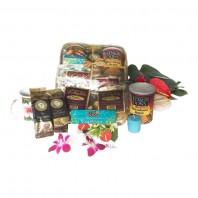 Hawaiian gift basket under $50