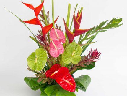 Hawaiian Mothers Day Flowers - With Our Aloha