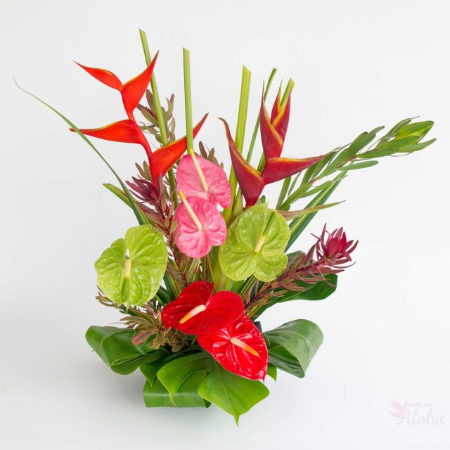 Hawaiian Mothers Day Flowers - With Our Aloha