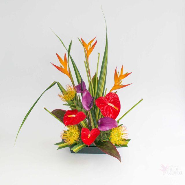 favorite hawaiian arrangement Punahele With Our Aloha