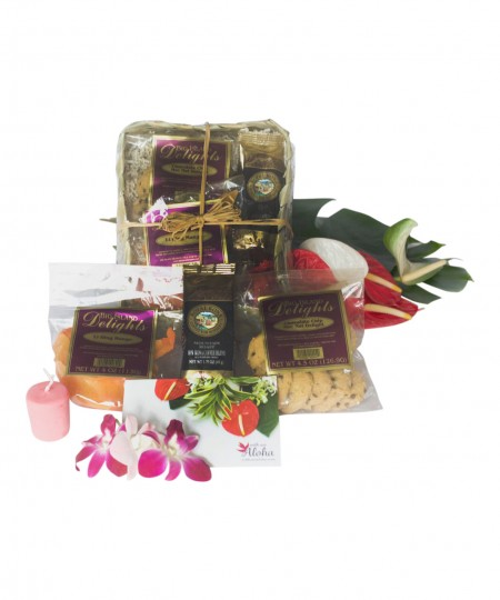 Hawaiian Gift Basket under $25