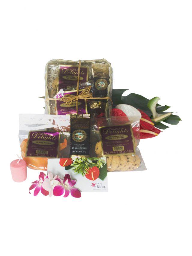 Hawaiian Gift Basket under $25