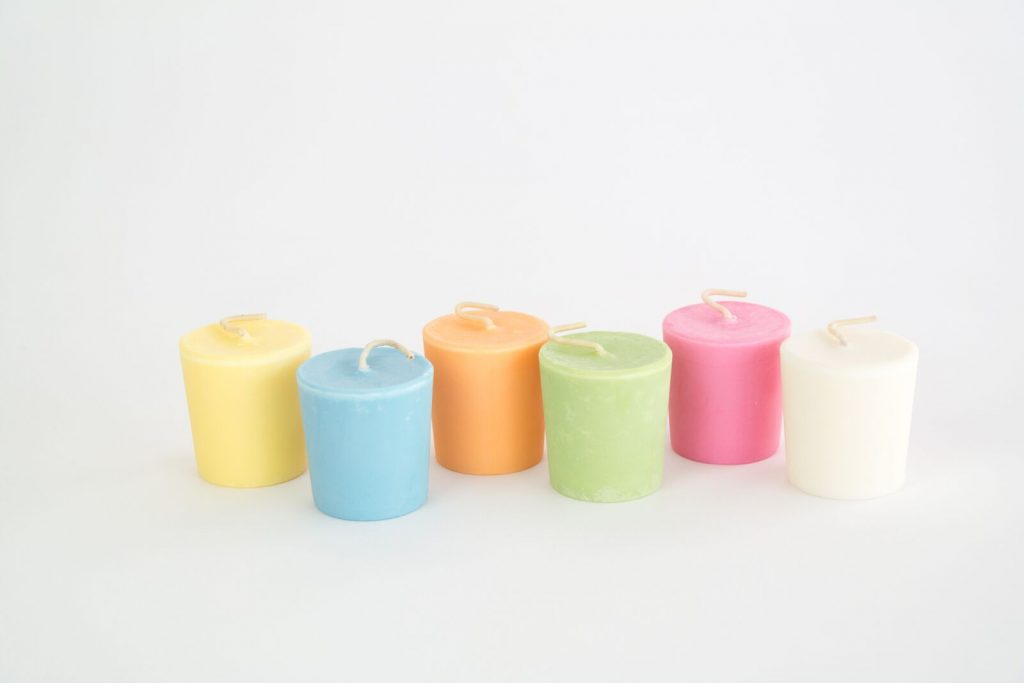 Hawaiian soy candles