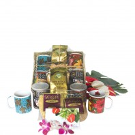 kona coffee gift bag from Hawaii