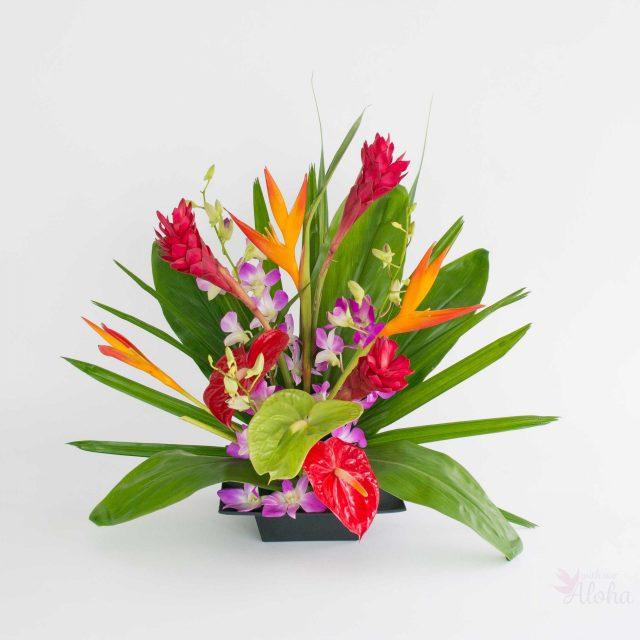 With Our Aloha - hoaloha hawaiian friendship flowers