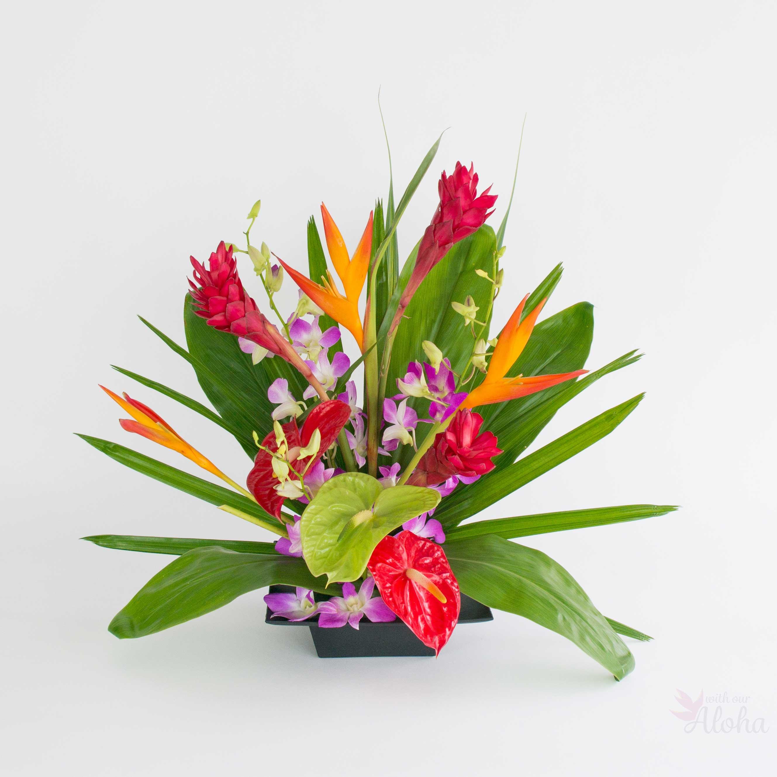 Hoaloha 39 good friend 39 flower assortments - Flowers that mean friendship ...