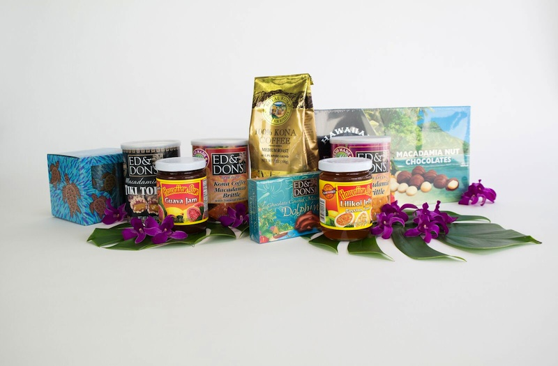 Waikiki gift baskets items