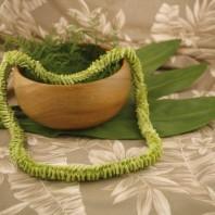 Eden lei jade green orchids