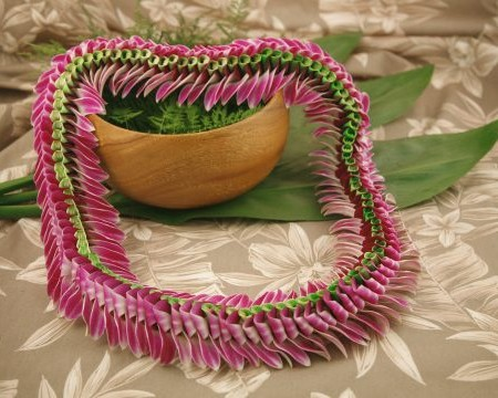 Kau Lei for graduation