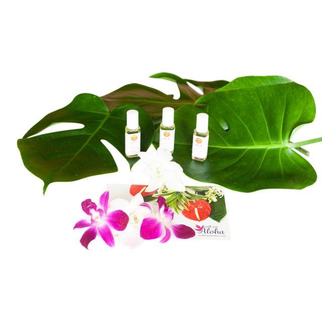 Hawaiian perfume natura flower essences