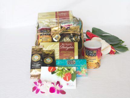 Aloha Hawaii gift baskets