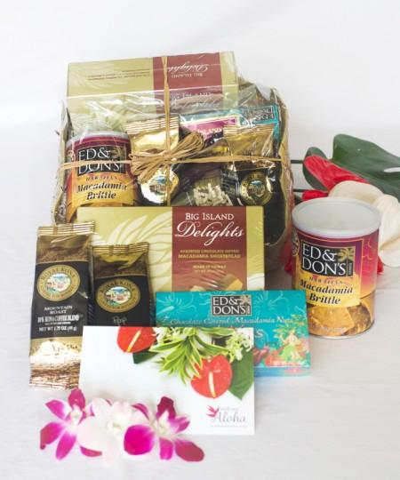 Hawaii gift baskets