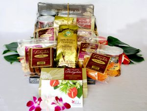 Hawaiian Gift Basket extra large