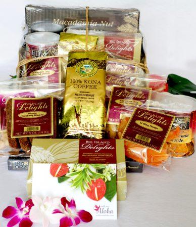 Hawaiian Gift Basket extra large